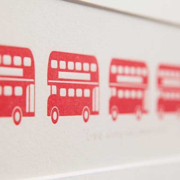 Come along like London Buses